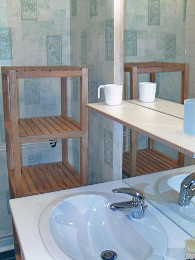 bathroom Location Studio apartment 757 Chamrousse