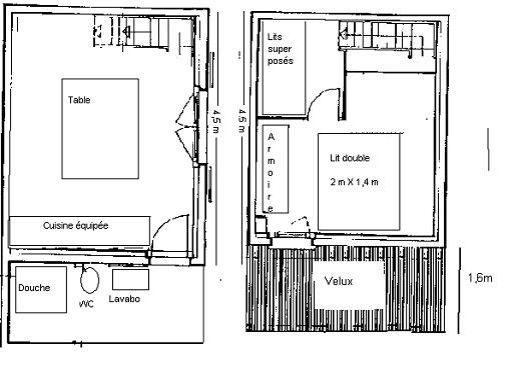 Property map Location Apartment 7751 Le Touquet
