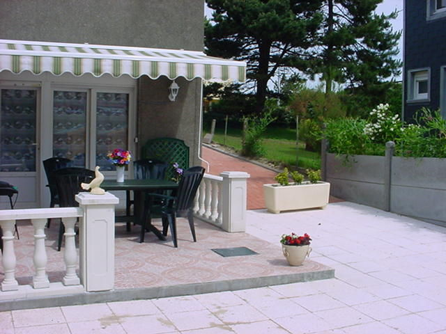 Terrace Location Apartment 7752 Le Touquet