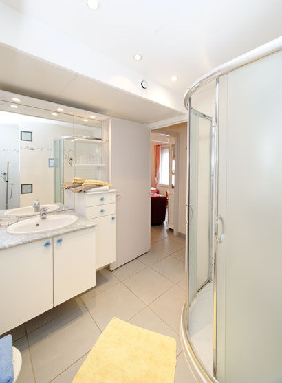 Washing facilities Location Apartment 7766 Le Touquet