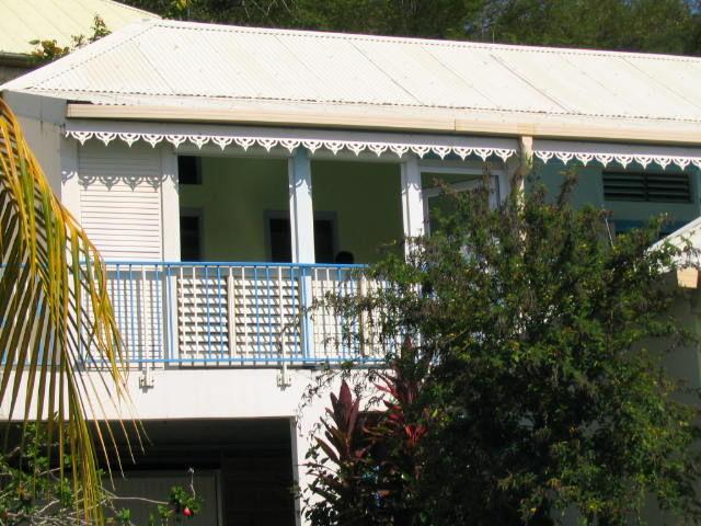Outside view Location Bungalow 8125 Sainte Anne (Martinique)