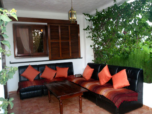 Terrace Location Apartment 9049 Cabo Negro