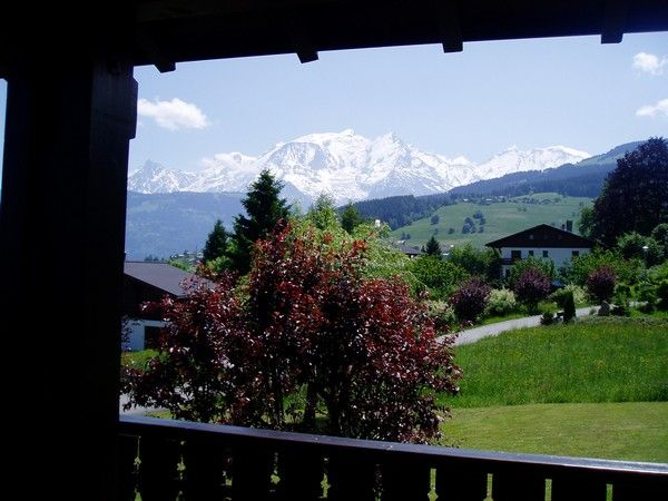 Other view Location Chalet 912 Combloux