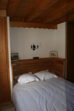 bedroom 1 Location Chalet 930 Les Contamines Montjoie