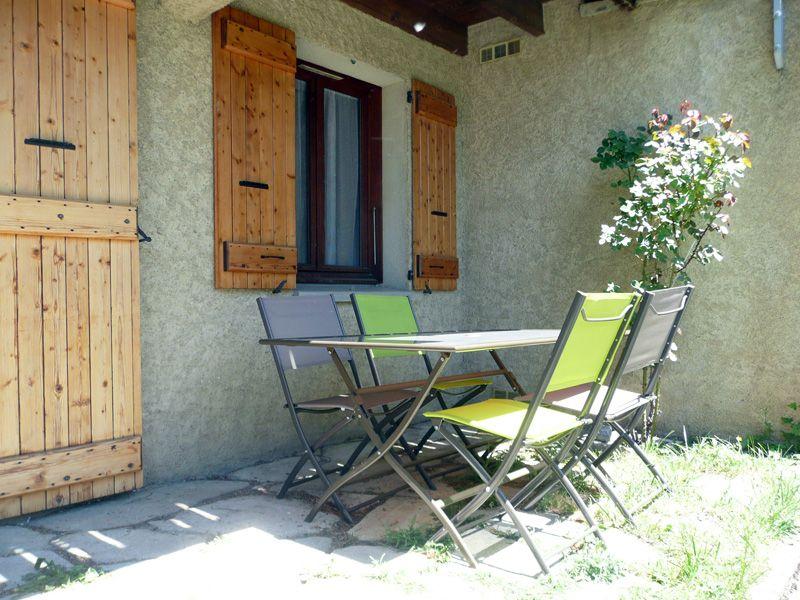 Terrace Location Apartment 97968 Montgenevre