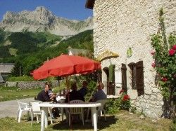 Hall Location Self-catering property 66151 Gresse en Vercors