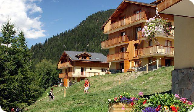 Surroundings Location Apartment 79693 Valfréjus