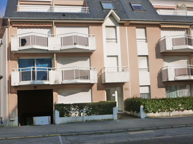 Outside view Location Apartment 68266 Le Touquet