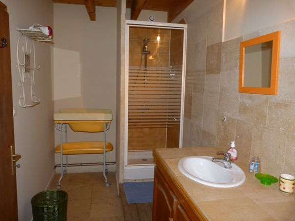 bathroom Location Self-catering property 81031 Sangatte/Blériot-Plage
