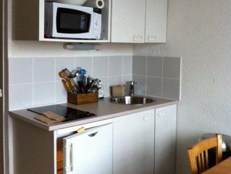 Kitchenette Location Studio apartment 93526 Alpe d'Huez