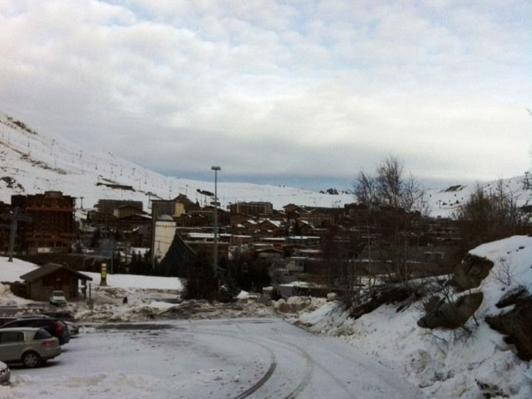View from the property Location Studio apartment 93526 Alpe d'Huez