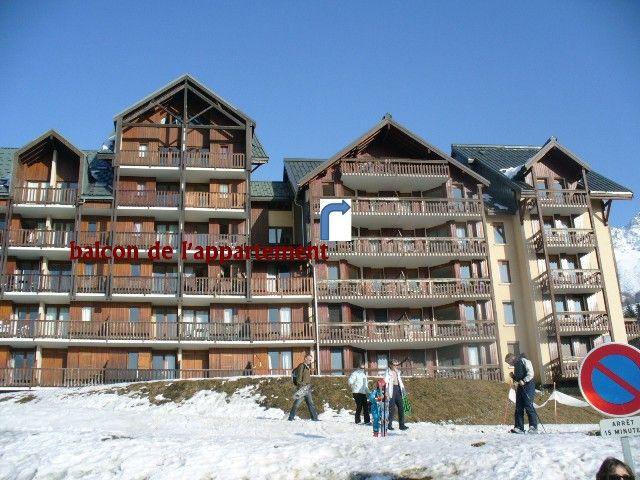 Outside view Location Apartment 64015 Saint François Longchamp