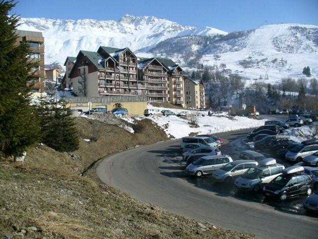 Surroundings Location Apartment 64015 Saint François Longchamp