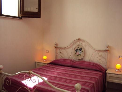 bedroom 1 Location Villa 80627 Scopello
