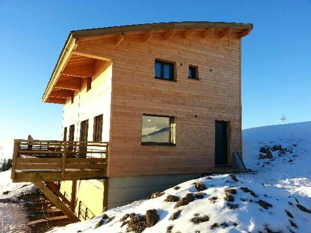 Outside view Location Chalet 88811 Chamrousse