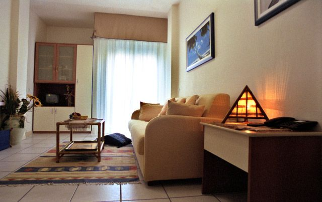 Living room Location Apartment 82196 Cattolica