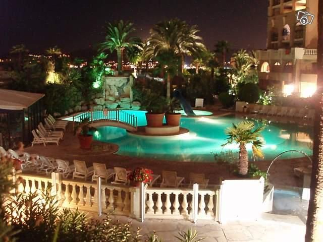 Swimming pool Location Apartment 82546 Cannes
