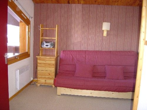Location Studio apartment 1980 Montchavin les Coches