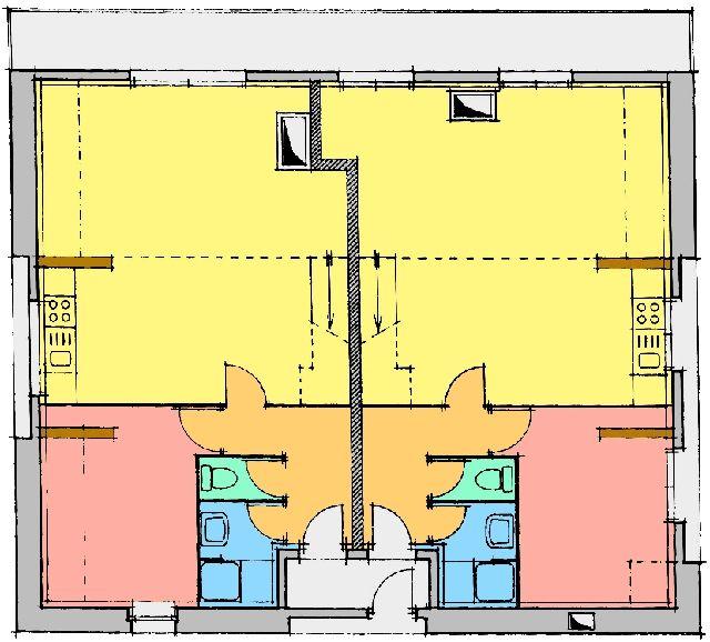 Property map Location Apartment 3327 Vaujany