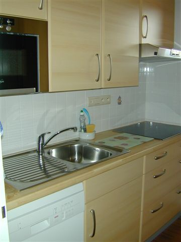 Sep. kitchen Location Apartment 64 Alpe d'Huez