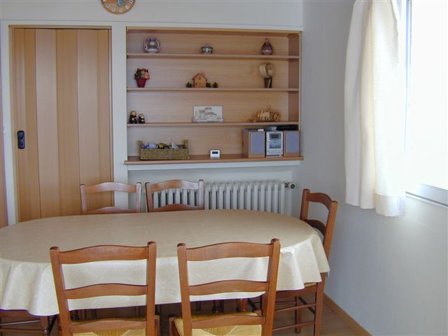 Dining room Location Apartment 64 Alpe d'Huez