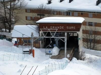 Other view Location Apartment 64 Alpe d'Huez