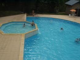 Swimming pool Location Studio apartment 69176 Barèges
