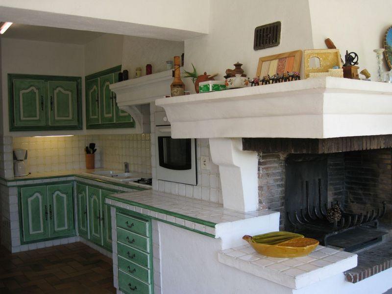 Sep. kitchen Location Villa 78620 Saint Tropez