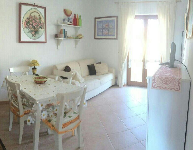 Living room Location Apartment 99274 Badesi