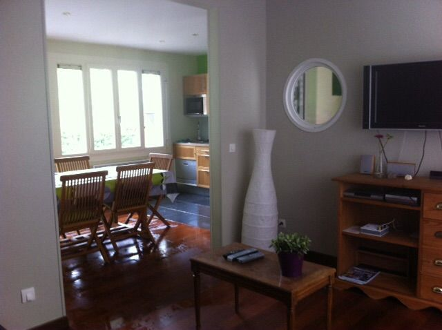 Sitting room Location Self-catering property 95721 Wimereux