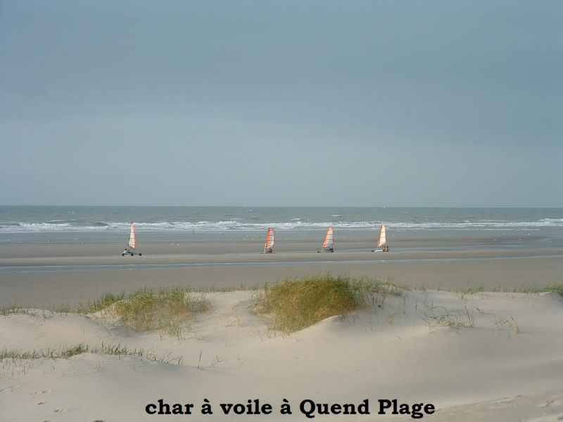 Surroundings Location Self-catering property 106293 Quend Plage