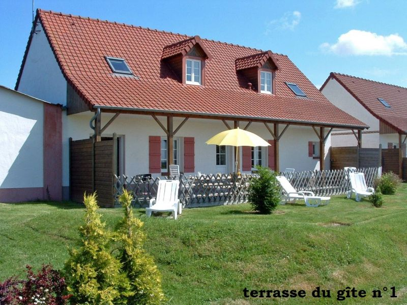 Terrace Location Self-catering property 106293 Quend Plage