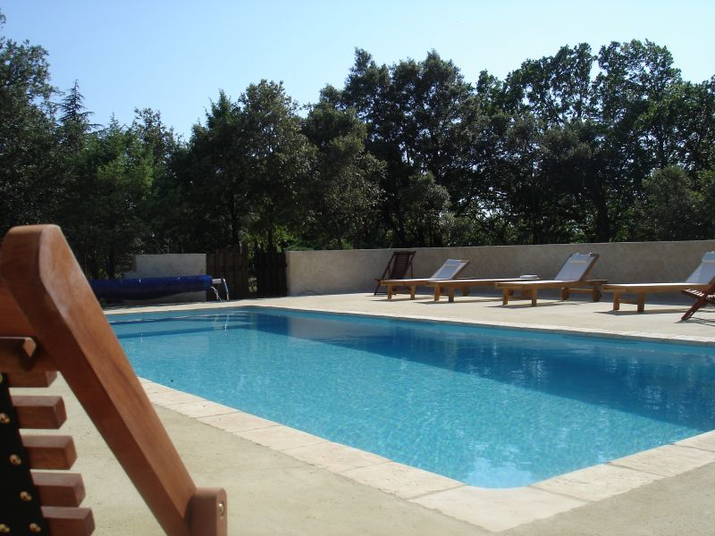 Swimming pool Location House 106649 Grignan