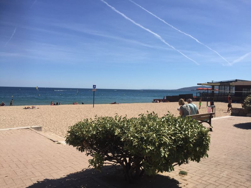 View from terrace Location Studio apartment 110777 Fréjus
