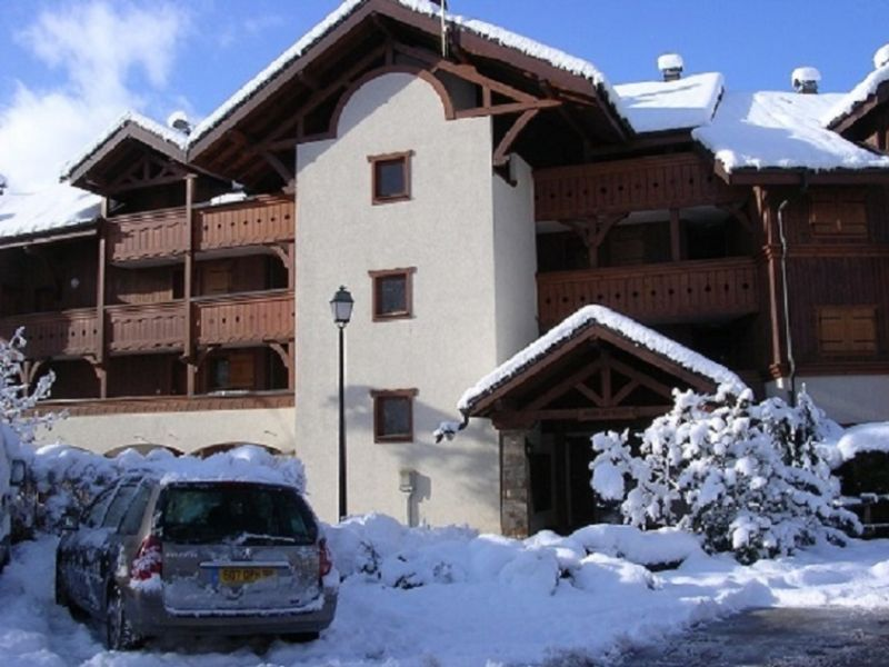 Outside view Location Apartment 112331 Samoëns