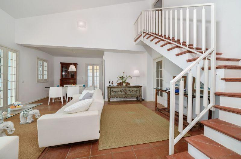 Living room Location Villa 116103 Punta Secca