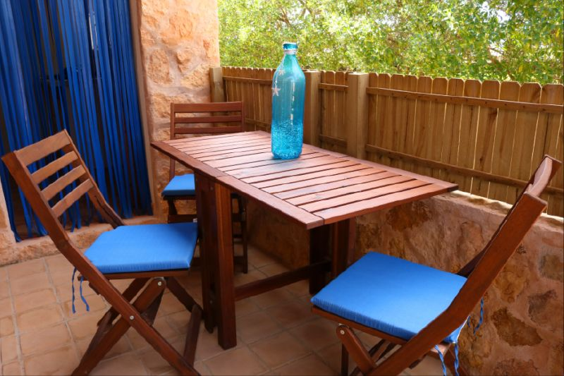 Terrace Location Apartment 116358 Formentera