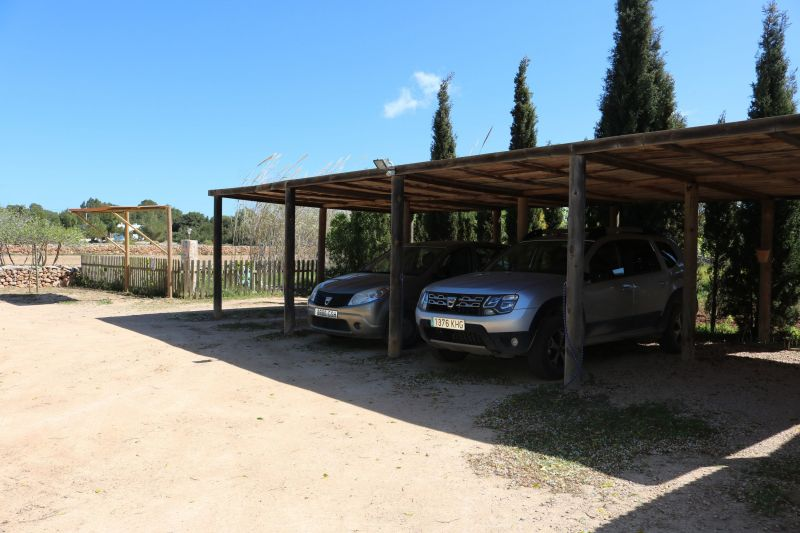 Parking Location Apartment 116358 Formentera