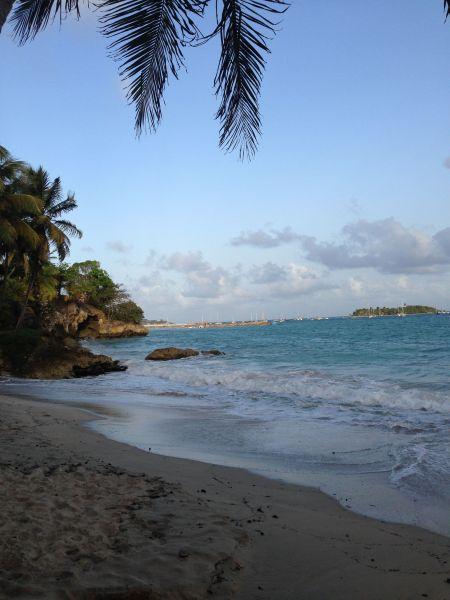 Beach Location Studio apartment 117016 Gosier (Guadeloupe)