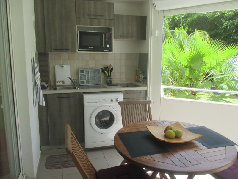 Summer kitchen Location Studio apartment 117016 Gosier (Guadeloupe)
