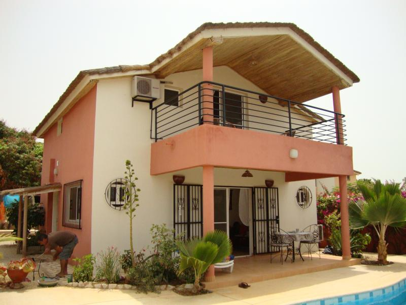 Outside view Location Villa 63924 Saly