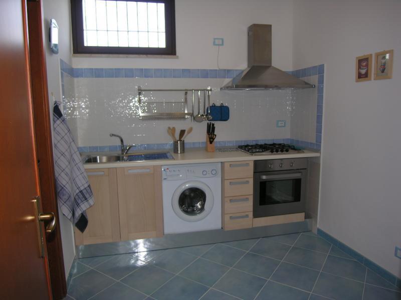 Sep. kitchen Location Apartment 64606 Scopello
