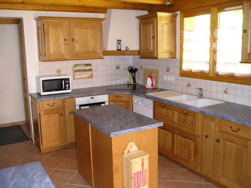 Kitchenette Location Chalet 65260 La Plagne
