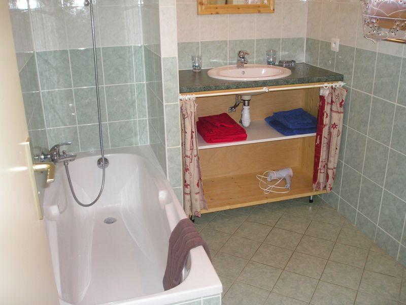 bathroom Location Chalet 65260 La Plagne