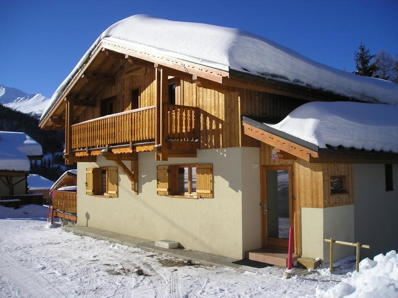 Hall Location Chalet 65260 La Plagne
