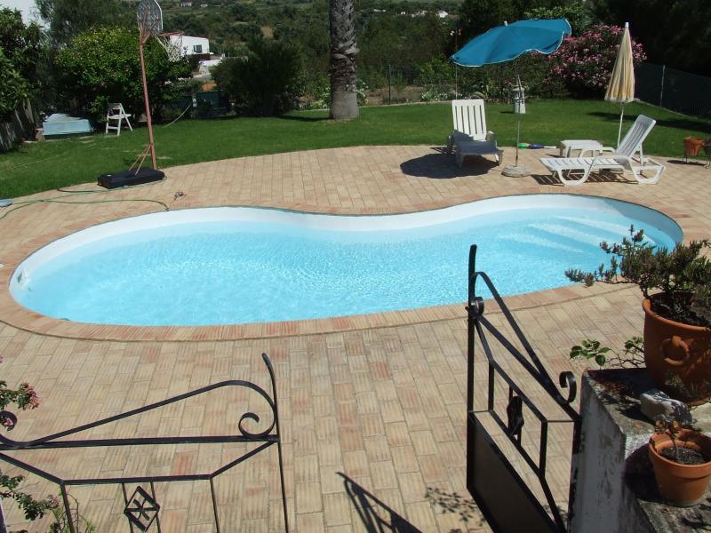 Swimming pool Location House 65298 Portimão