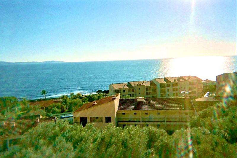 View from terrace Location Studio apartment 66053 Ajaccio