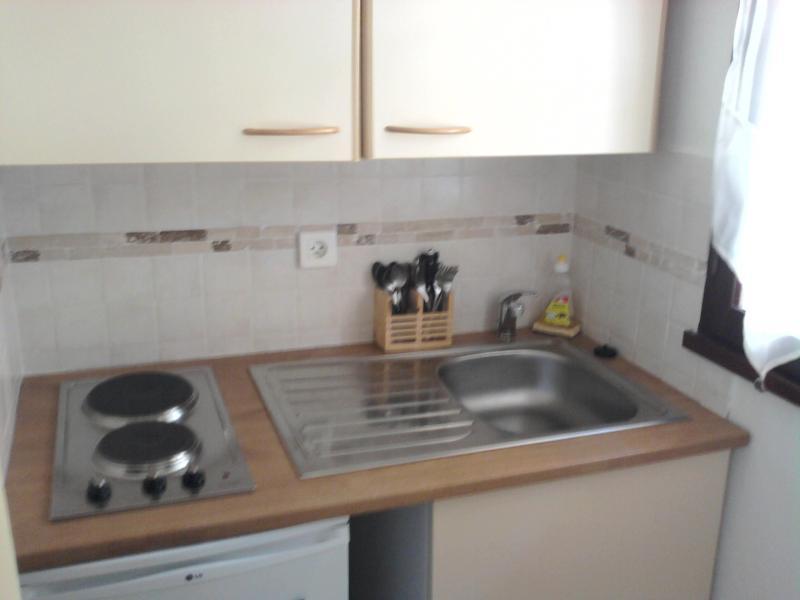 Sep. kitchen Location Studio apartment 66053 Ajaccio