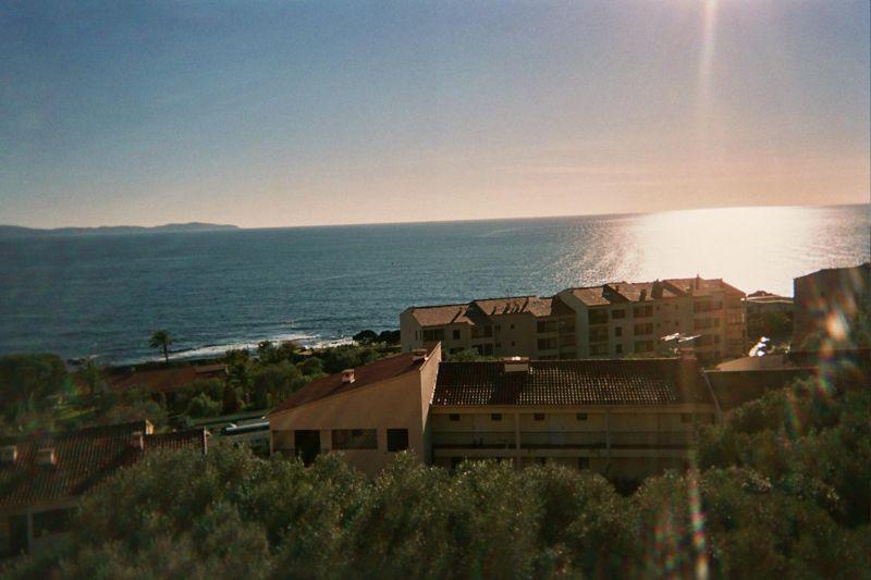 View from the property Location Studio apartment 66053 Ajaccio