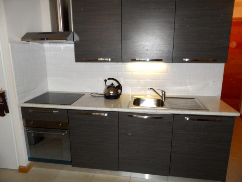 Kitchenette Location Studio apartment 67719 Vaujany